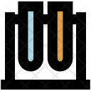 Test Tubes Lab Icon