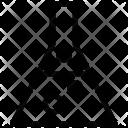 Test Tubes Experiment Icon