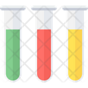 Test Tubes Research Science Icon