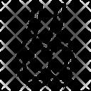 Testicles Gonads Epididymis Icon