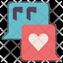 Testimonial Feedback Review Icon