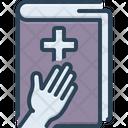 Testimony Evidence Prove Icon
