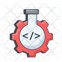 Testing Lab Testing Lab Research Icon