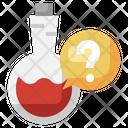 Testing Chemistry Quiz Icon