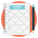 Testing Trial Examination Icon