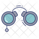 Testing Glasses Optometrist Vision Icon