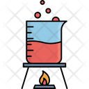 Testing Lab Chemistry Lab Chemical Flask Icon