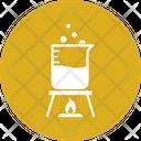 Testing Lab Chemistry Lab Chemical Flask Icon