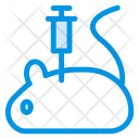 Testing On Rat Icon