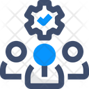 Testing Team Test Case Test Scenario Icon