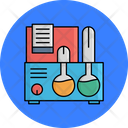 Testing Tube Lab Equipment Culture Tube Icon