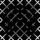 Tethering Icon