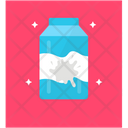Tetra Pack Milk Milk Package Beverages Icon