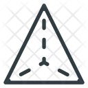 Tetraeder Icon