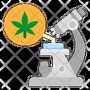 Tetrahidrocannabinol Thc Healthcare Icon