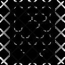 Tetris Block Retro Icon