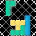 Tetris Arcade Game Icon
