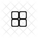 Tetris Square Tetris Block Icon