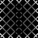 Tetris Vertical Tetris Block Icon