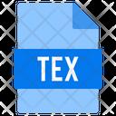 Tex File Icon