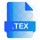 Tex Extension File Icon