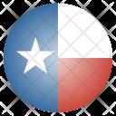 Texas Us State Icon