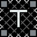 Text Art Design Icon