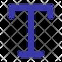 Text Type Font Icon