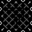 Text Edit Border Icon