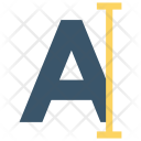 Font Text Alphabets Icon
