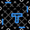 Text Edit Font Icon