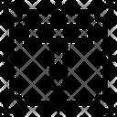 Text Edit Align Icon