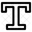Text Art Graphic Icon