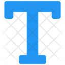 Text Write Type Icon