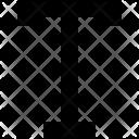 Type Text Design Icon