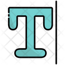 Text Design Type Icon