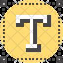 Text Design Art Icon