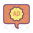 Text Ads Icon