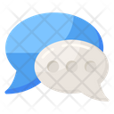 Conversation Discussion Chatting Icon