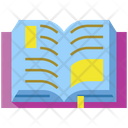 Text Book Book Education Icon