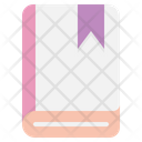 Text Book Education Learning Icon