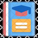 Text Books Education Elementary Icon