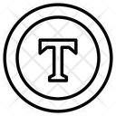 T Alphabet Signaling Icon
