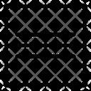 Text Center Align Center Alignment Icon