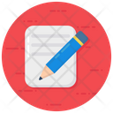 Text Edit Editing Tool Text Writing Icon