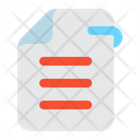 Text File Text File Icon