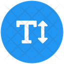 Text Write Type Icon