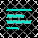 Text Left Align Icon