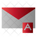 Text Mail Icon