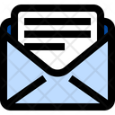 Text Mail Text Email Text Icon